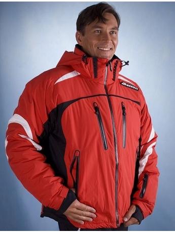 Куртка Besson Vancouver red