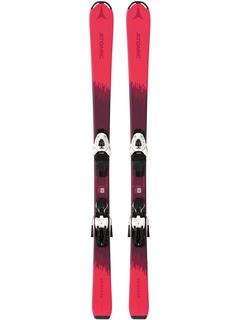 Горные лыжи Atomic Vantage Girl X 130-150 + крепления L 6 GW