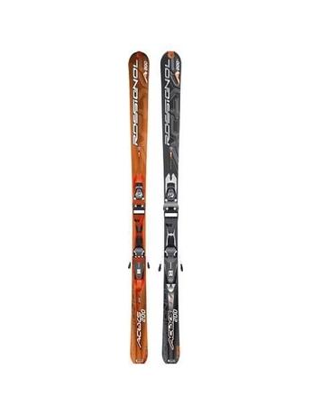 Горные лыжи Rossignol Actys 200 + крепления AXIUM 100 TPI2 07/08