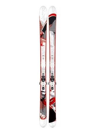 Горные лыжи Rossignol Scratch Ghetto + крепления SCRATCH TI 140 07/08