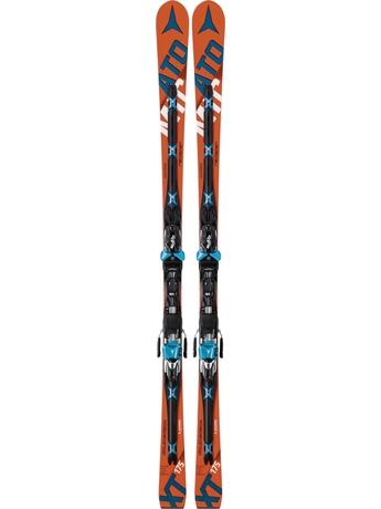 Горные лыжи Atomic Redster Doubledeck 3.0 XT + крепления X 12 TL 15/16
