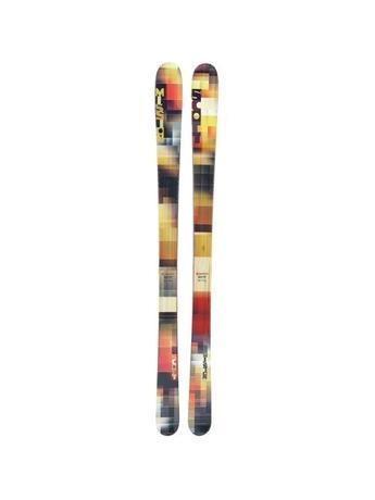 Горные лыжи с креплением Scott Mission + EL 10 12/13