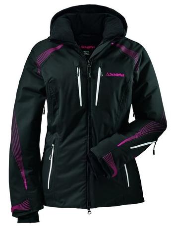 Женская куртка Schoffel Vana Black