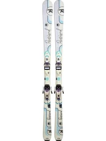 Горные лыжи с креплениями Rossignol Attraxion LTD + ZIP Saphir 100S 11/12