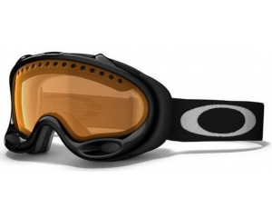 Маска Oakley A-Frame 2.0 Jet Black / Persimmon