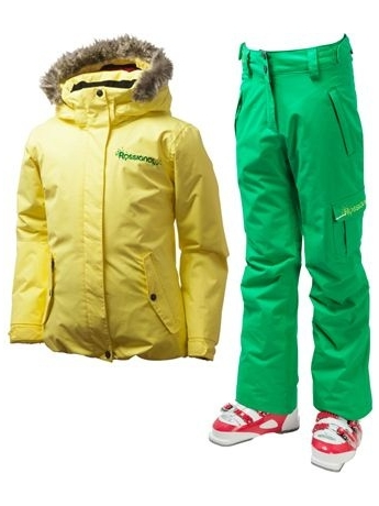 Детский костюм Rossignol ELITE куртка + брюки