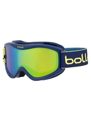 Маска Bolle Volt Plus Blue Blocks / Green Emerald