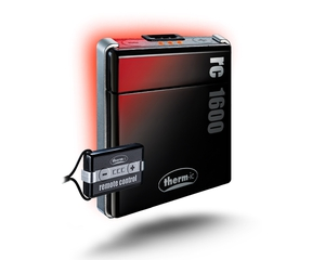 Набор аккумуляторов Therm-ic Smartpack RC 1600 с пультом управления