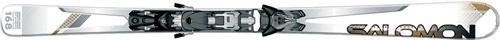 Горные лыжи с креплениями Salomon Enduro XT 800 + SZ14 Speed (11/12)