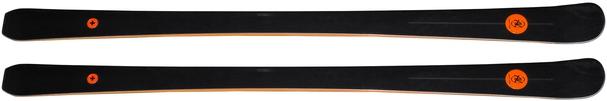 Горные лыжи AK SKI Orange. (18/19)
