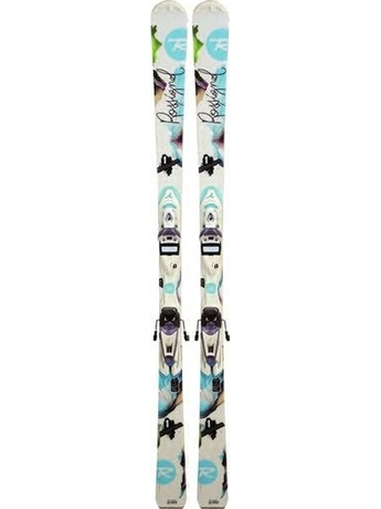 Горные лыжи с креплениями Rossignol Attraxion 1 + Saphir 90L TPI2 11/12