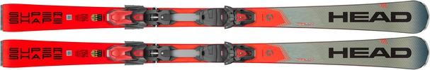 Горные лыжи Head Supershape i.Rally + крепления PRD 12 GW (19/20)