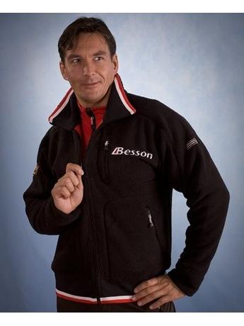 Куртка Besson Sherpa black