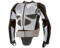 Куртка Dainese Action Protection W2 Bianco / Nero