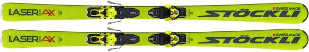 Горные лыжи Stockli Laser AX + крепления Warden 13 Demo (18/19)