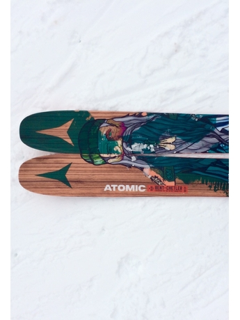 Горные лыжи Atomic Backland Bent Chetler 16/17