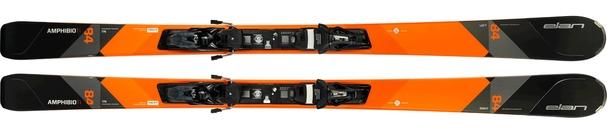 Горные лыжи Elan Amphibio 84Ti Fusion + крепления ELX 11 (17/18)