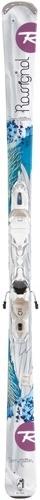 Горные лыжи с креплениями Rossignol Temptation 74 W + Xelium SAPHIR 100 L Sand Wht 12/13