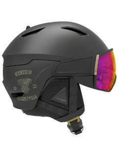 Горнолыжный шлем Salomon Driver Cafe Racer