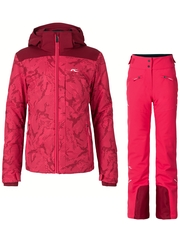 Горнолыжный костюм Kjus Surface jacket + Carpa pants Gurls