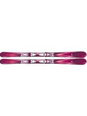 Горные лыжи Salomon Cira (154) + крепления Lithium 10 W (15/16)
