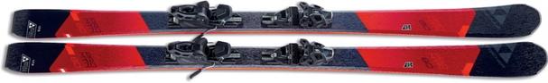Горные лыжи Fischer Pro Mtn 80 Twin PR + MBS 11 (17/18)