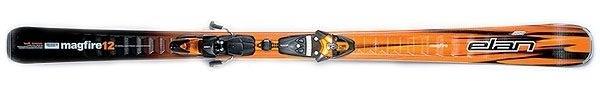 Горные лыжи Elan Magfire 12 Fusion + крепления ELD 12 Fusion 07/08 (07/08)