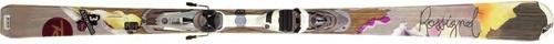 Горные лыжи с креплениями Rossignol Attraxion 3 Echo + Saphir 110S TPI2 (11/12)
