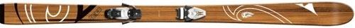 Горные лыжи Fischer Watea 101 + крепления X13 (10/11)