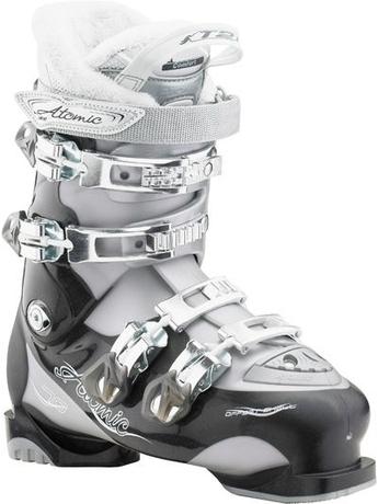 Горнолыжные ботинки Atomic B 70 W Black/Silver