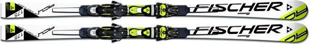 Горные лыжи Fischer RC4 Worldcup RC Pro (14/15)