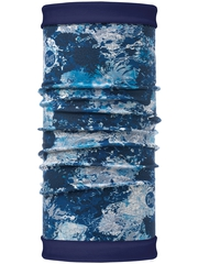 Шарф Buff Reversible Polar Winter Garden Blue