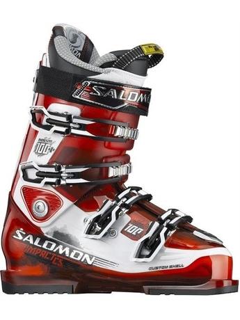 Горнолыжные ботинки Salomon IMPACT 100 CS 12/13