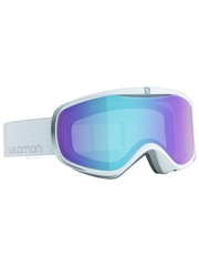Маска Salomon Sense Photo White / Blue Photochromic LTS