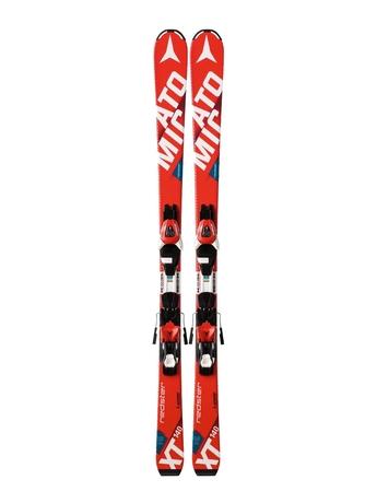 Горные лыжи Atomic Redster JR III + XTE 7 15/16
