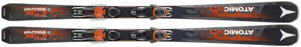Горные лыжи Atomic Vantage X 75 C + крепления Lithium 10 (17/18)