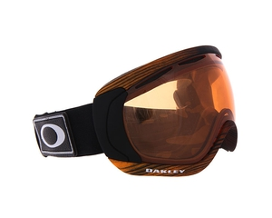 Маска Oakley Canopy Tremolo Fade / Persimmon