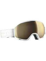 Маска Scott Unlimited II OTG White / Light Sensitive Bronze Chrome