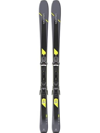 Горные лыжи Salomon XDR 80 ST C + крепления Z 10 GW 19/20