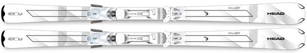 Горные лыжи Head Easy Joy + крепления Joy 9 AC SLR (16/17)