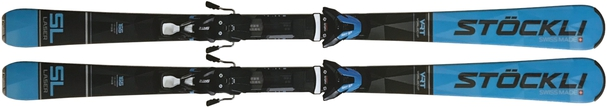 Горные лыжи Stockli Laser SL + крепления MC 12 (19/20)