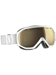 Маска Scott Notice OTG White / Bronze Chrome
