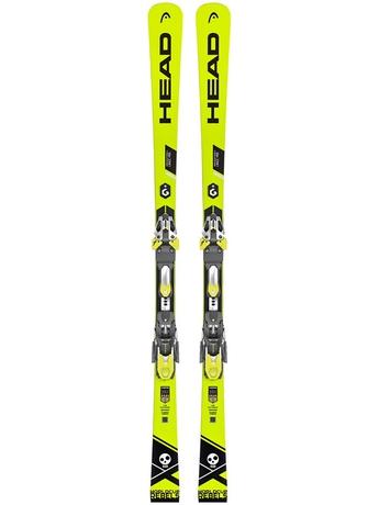 Горные лыжи Head Worldcup Rebels i.Race Pro + крепления Freeflex Evo 16 18/19