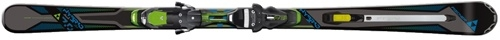 Горные лыжи с креплениями Fischer Hybrid 7.0 Powerrail + RSX Z12 Powerrail (12/13)