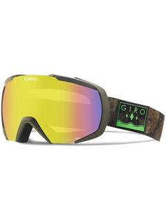 Маска Giro Onset Mil Spec Olive / Camo Captain / Yellow Boost 62