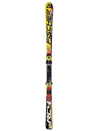Горные лыжи Fischer RC4 Worldcup RC + крепления RC4 Z 17 FLOWFLEX 07/08