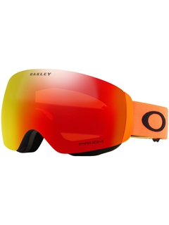 Маска Oakley Flight Deck XM 2018 Team Oakley / Prizm Snow Torch Iridium