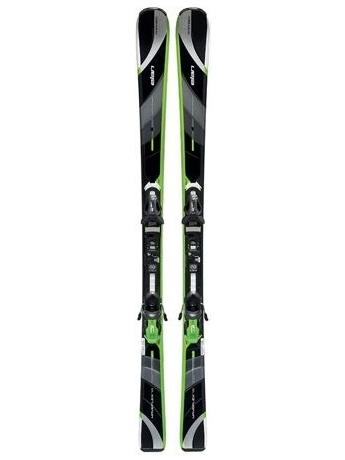 Горные лыжи с креплениями Elan Amphibio Waveflex 78 Fusion + ELX 11 12/13