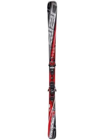 Горные лыжи Elan Waveflex 78 TI Red + крепление ELX12.0 10/11