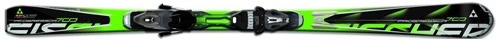 Горные лыжи с креплениями Fischer Progressor 700 + RS10 Powerrail (11/12)